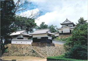 備中松山城のアクセス