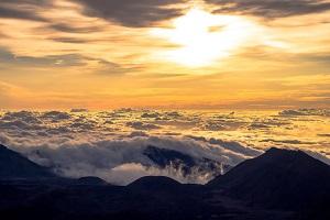 雲海の時間帯