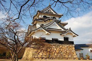 彦根城 入り方
