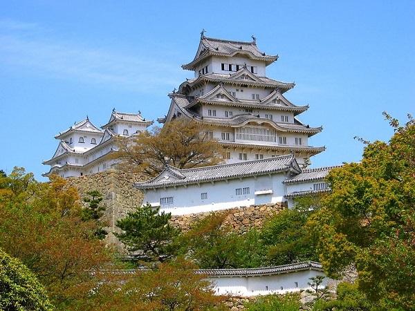 姫路城の時期