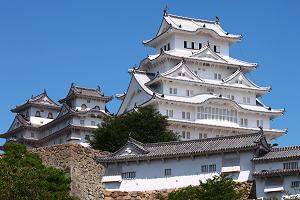 姫路城の混雑