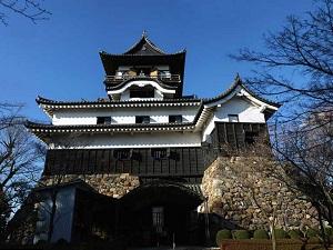 犬山城の所要時間