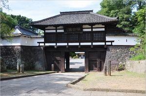 長野県 小諸城