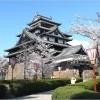 【松江城】桜2017の開花状況やライトアップ情報は?