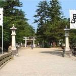 山形県 米沢城