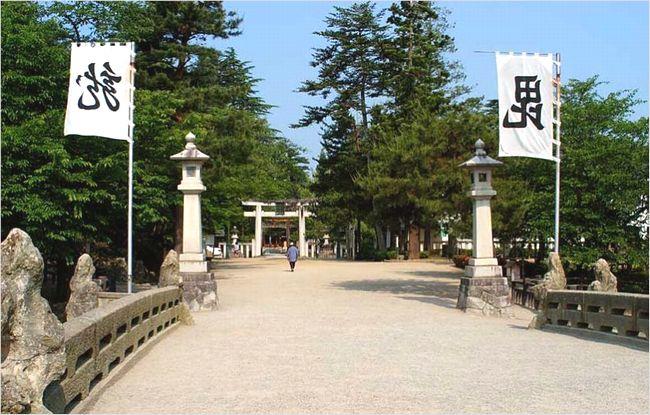 米沢城のアクセス