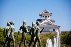 長浜城の歴史